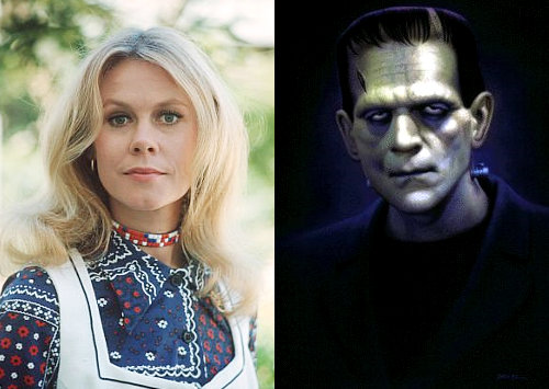 CBS Remakes 'Bewitched', NBC Revives 'Frankenstein'