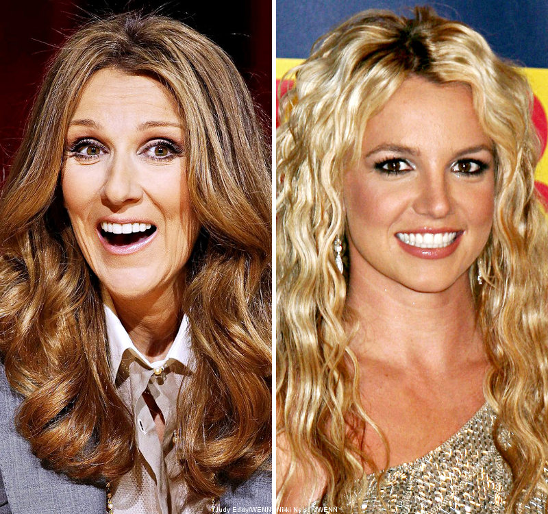 Celine Dion Suggests Britney Spears to Perform in Vegas