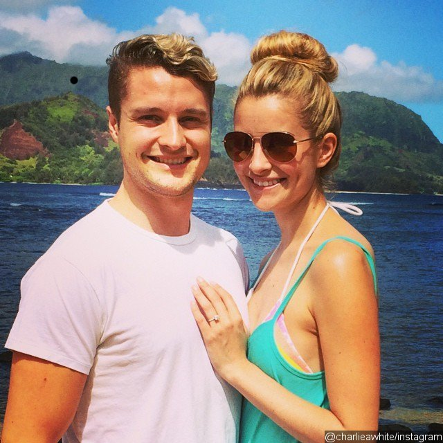 Olympic Gold Medalist Charlie White Engaged to Tanith Belbin