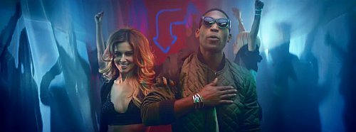 Cheryl Cole Unwraps 'Crazy Stupid Love' Music Video Ft. Tinie Tempah