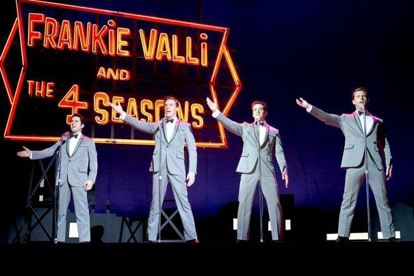 First Look at Clint Eastwood's Musical Drama 'Jersey Boys'