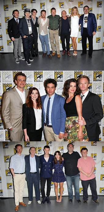 Comic-Con 2013: Farewell Panels for 'Breaking Bad', 'HIMYM' and Matt Smith of 'Doctor Who'