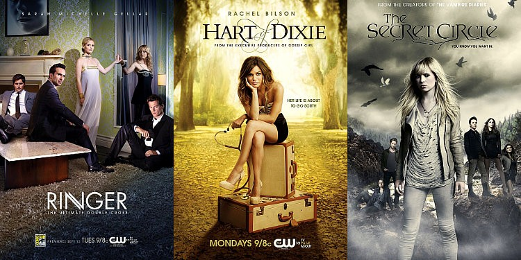 CW Gives Full Season Orders to 'Ringer', 'Hart of Dixie' and 'Secret Circle'