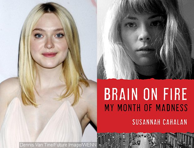 Dakota Fanning to Play 'Mad' Patient in 'Brain on Fire'