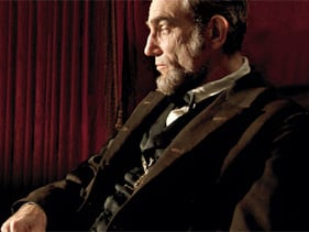 First Official Pic of Daniel Day-Lewis as 'Lincoln' Released