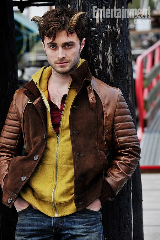 First Look: Daniel Radcliffe Goes Demonic for 'Horns'