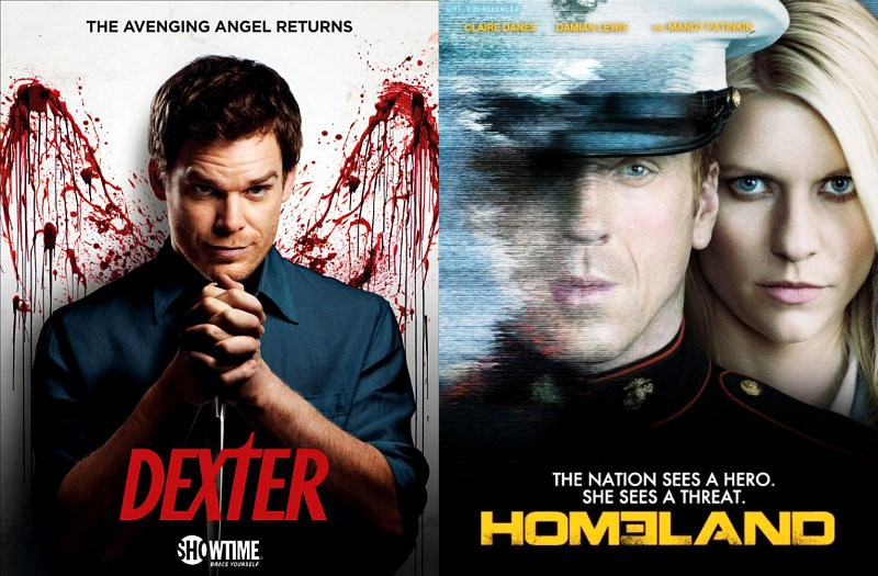 'Dexter' and 'Homeland' Premieres Set Record Ratings