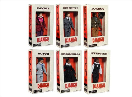 'Django Unchained' Dolls Spark Protest, Producers Ask to Stop the Production