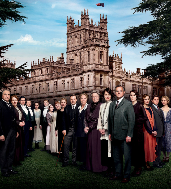 'Downton Abbey' Creator Isn't Sure of Show's Future Beyond Season 5