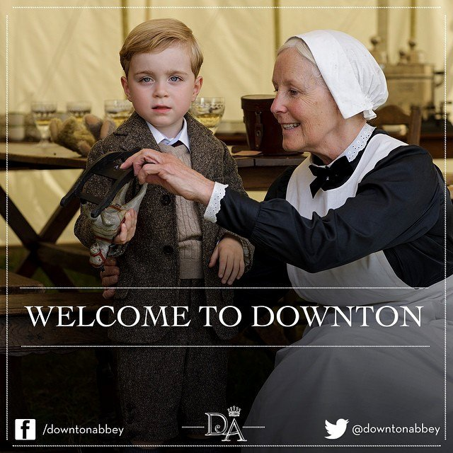 'Downton Abbey' Reveals First Look at New Cast Members of Season 5