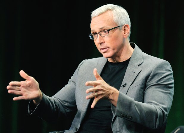 Dr. Drew Pinsky Done With 'Celebrity Rehab'