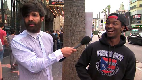 Video: Drake Goes Undercover to Interview People About Himself on 'Jimmy Kimmel Live!'