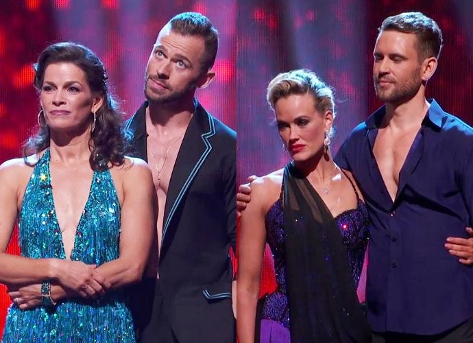 'Dancing with the Stars' Sees Shocking Double Elimination on Movie Night