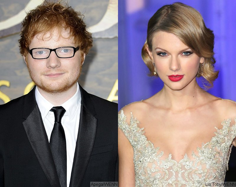 Ed Sheeran Needed Taylor Swift's Approval for New Tracks in His New Album