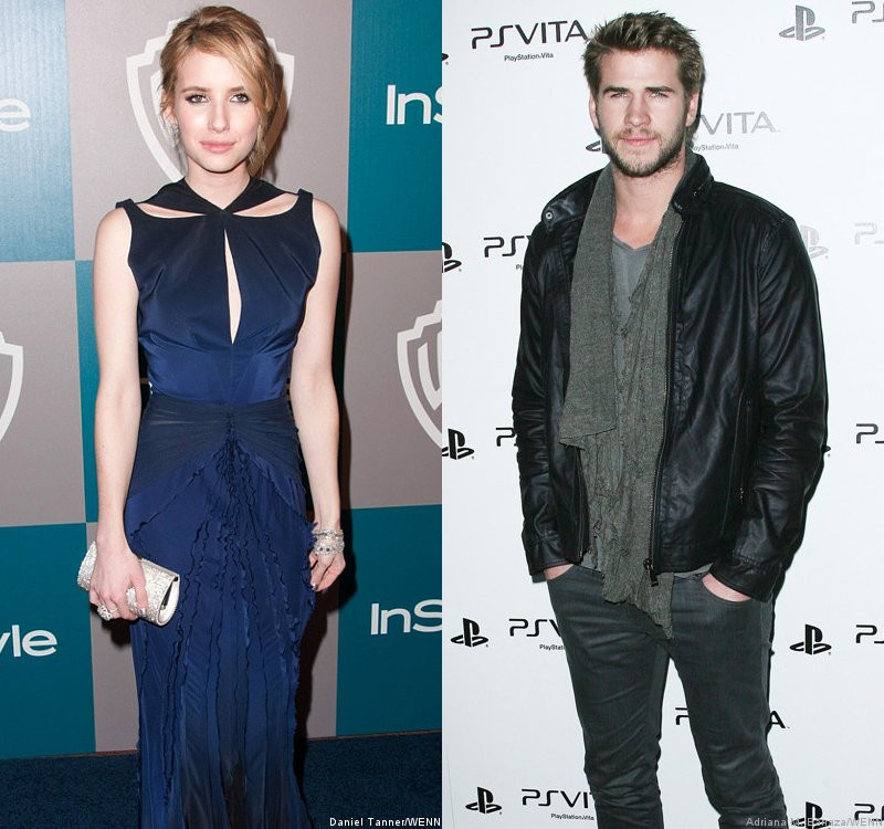 Emma Roberts to Be Liam Hemsworth's Girlfriend in 'Empire State'