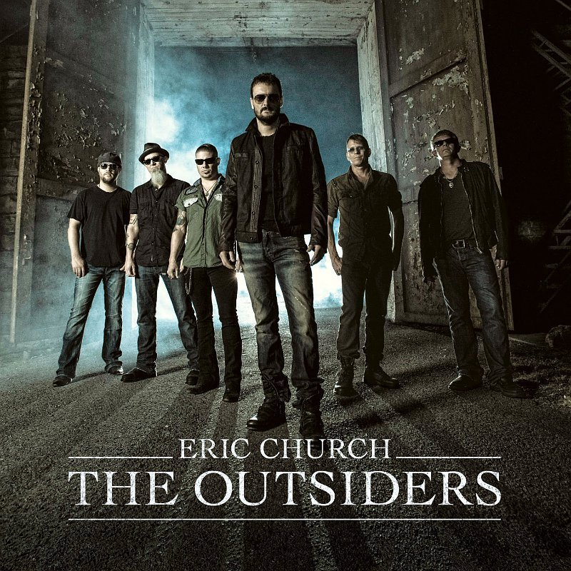 Eric Church's 'The Outsiders' Debuts Atop Billboard 200