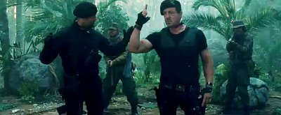 First 'Expendables 2' Clip Highlights Sylvester Stallone and Jason Statham