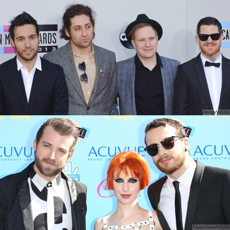 Fall Out Boy and Paramore Announce Dates for Summer Tour 'Monumentour'