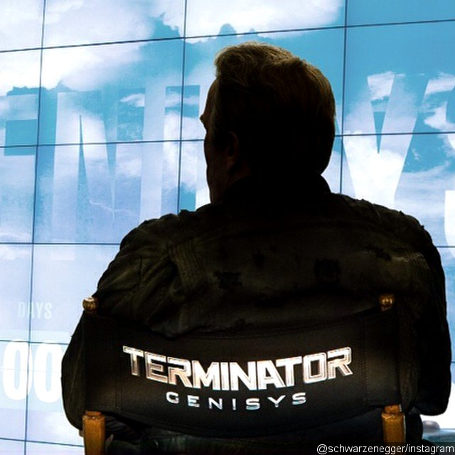 Fifth 'Terminator' Wraps Up Filming, Confirms 'Genisys' as New Title