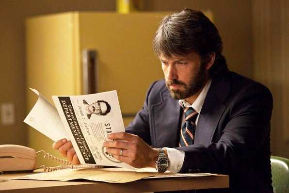 First Look at Bearded Ben Affleck as CIA Point Man in 'Argo'