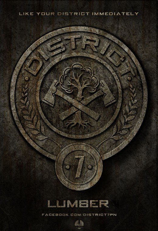 First Five District Seals in 'The Hunger Games' Unveiled