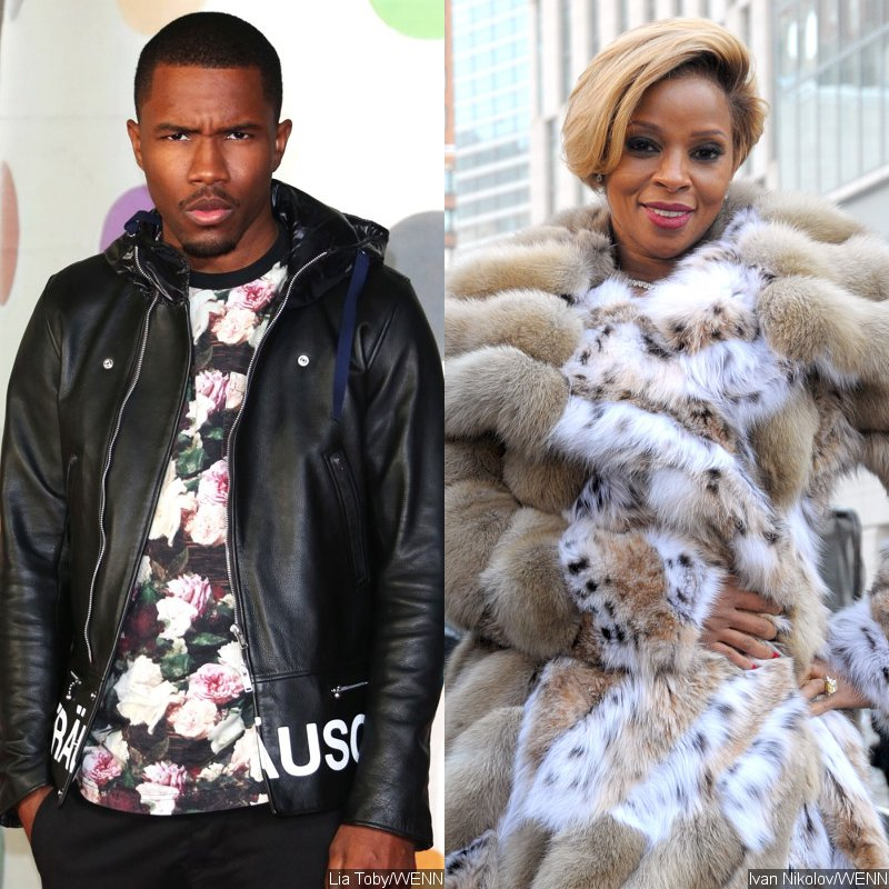 Frank Ocean Sued Over Mary J. Blige Sample in His 'Super Rich Kid'