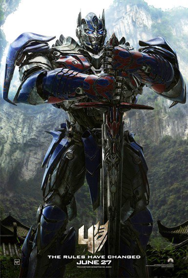 First Full Trailer for 'Transformers: Age of Extinction' Arrives