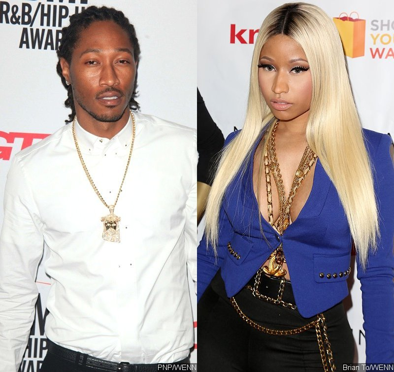 Future Previews Collab With Nicki Minaj 'Rockstar'