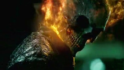 'Ghost Rider 2' New Clip Sees the Cursed Biker Ready to Save the Day