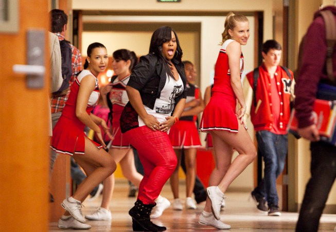 'Glee' 3.16 Preview: Disco Time and Brittana's Sex Tape