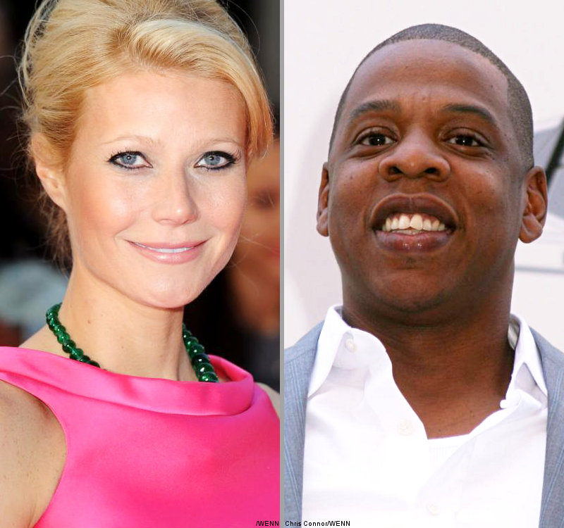 Gwyneth Paltrow and Jay-Z Take Turn Interviewing Each Other for Their Blogs