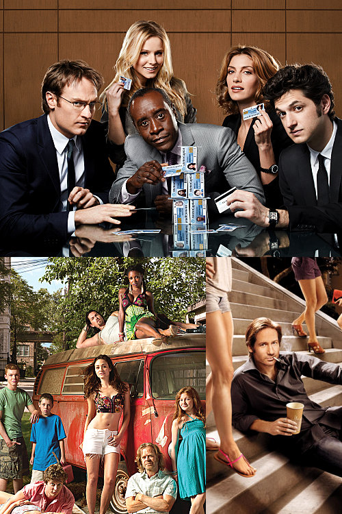 'House of Lies', 'Shameless', 'Californication' Get New Season Orders