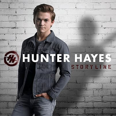 Hunter Hayes Debuts New Song 'Storyline'