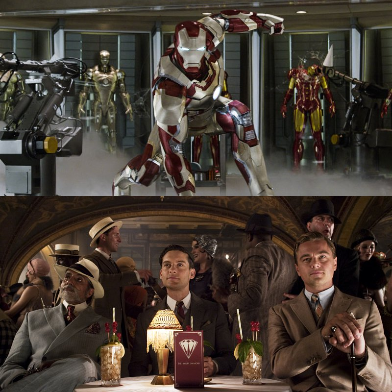 'Iron Man 3' Stands Strong on Top of Box Office, Beats 'The Great Gatsby'