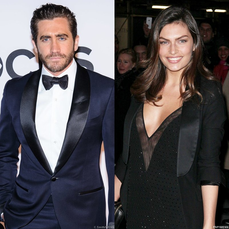 Jake Gyllenhaal Holding Hands With New Girlfriend Alyssa Miller
