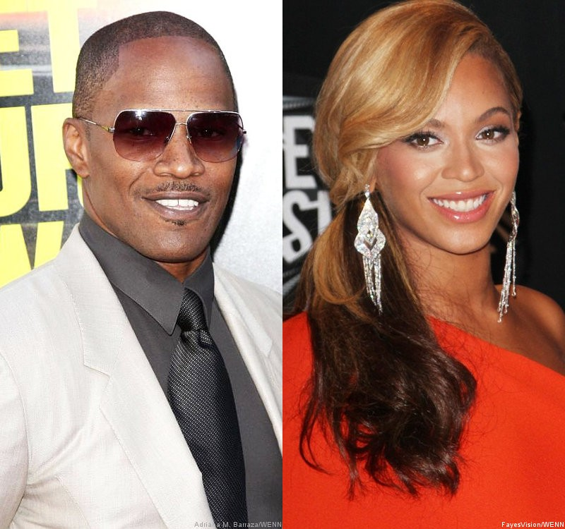 Jamie Foxx Added to MJ Tribute Concert, Beyonce's Withdrawal Rumor Denied