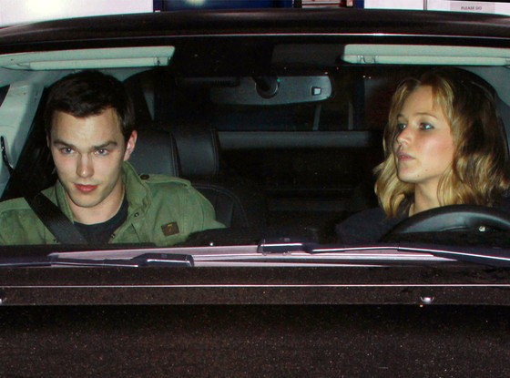Jennifer Lawrence and Nicholas Hoult Spark Reunion Rumor With Dinner Date