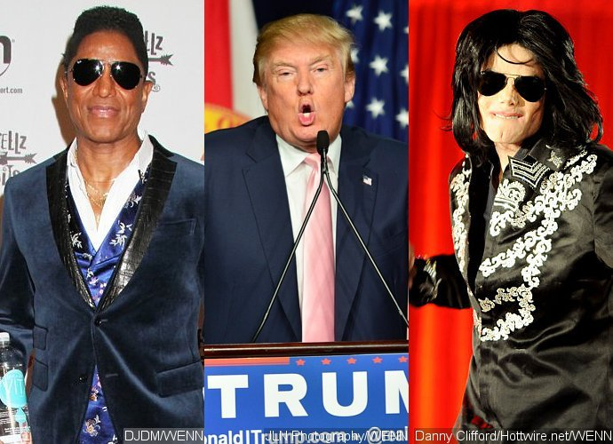 jermaine jackson slams donald trump over botched surgery remarks on michael jackson