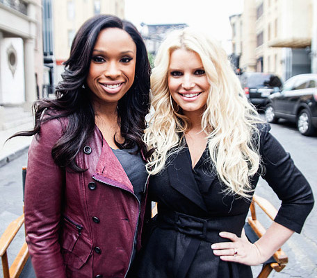 Jessica Simpson and Jennifer Hudson Flaunt Hot Bodies in Weight Watchers Ad
