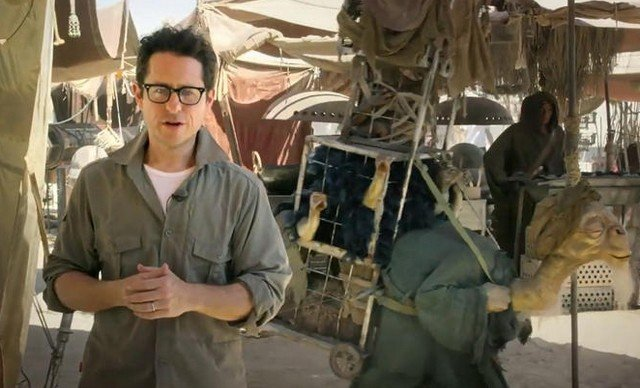 J.J. Abrams Gives Fans Chance to Appear in 'Star Wars Episode VII'