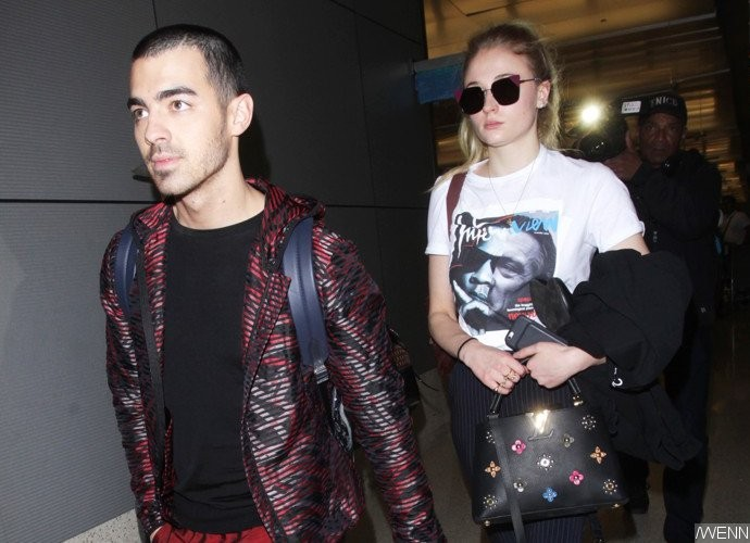 Getting Serious in Their Relationship, Joe Jonas and Sophie Turner Are Talking About Marriage