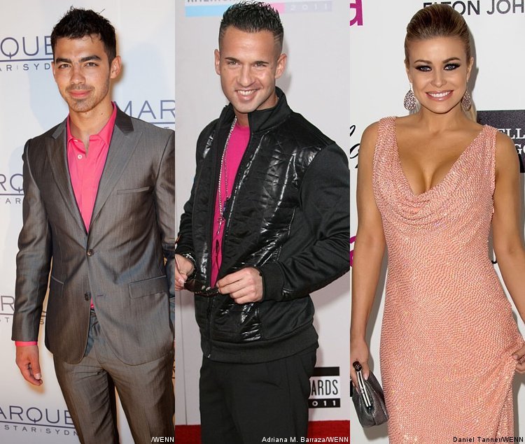 Joe Jonas, The Situation, Carmen Electra and More Join Dating Show 'The Choice'