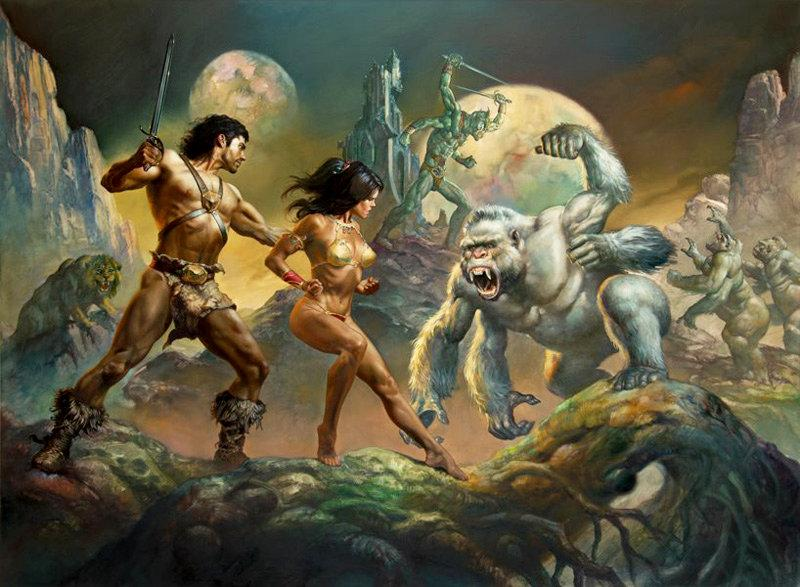 'John Carter of Mars', 'Now' and 'Still I Rise' Get New Titles