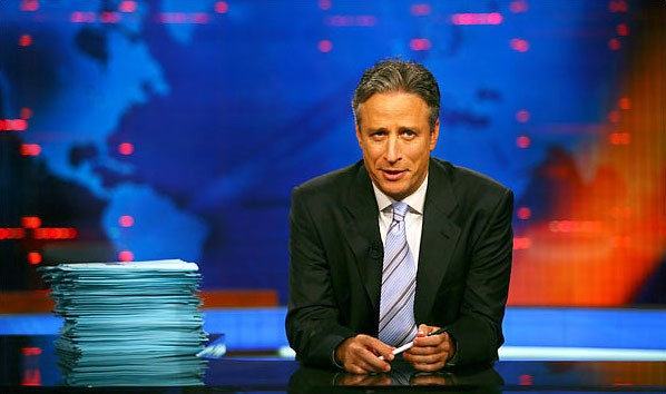 Jon Stewart Taking Extended Break From 'Daily Show' to Make Directorial Debut