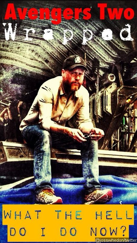 Joss Whedon Asks 'What to Do Now' as 'Avengers: Age of Ultron' Filming Wraps