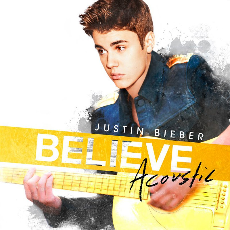 Justin Bieber's 'Believe Acoustic' Debuts at the Top of Billboard 200
