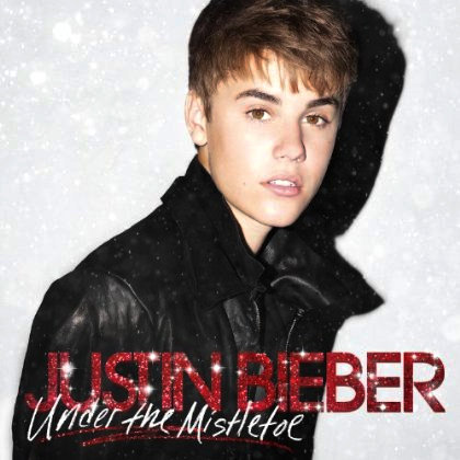 Justin Bieber's 'Under the Mistletoe' Cover Art Unwrapped