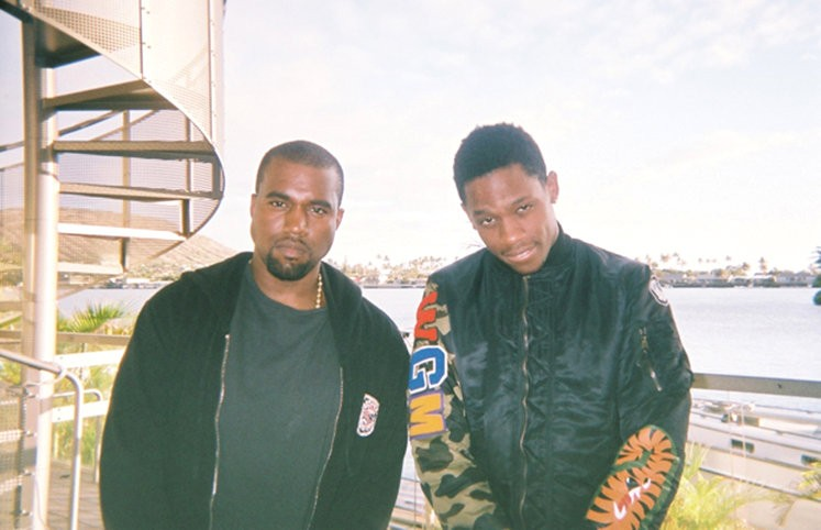 Kanye West Joins Travi$ Scott Onstage to Perform 'New Slaves'