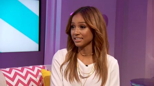 Karrueche Tran Sheds Tears as She Talks About Her 'Battle' With Rihanna Over Chris Brown