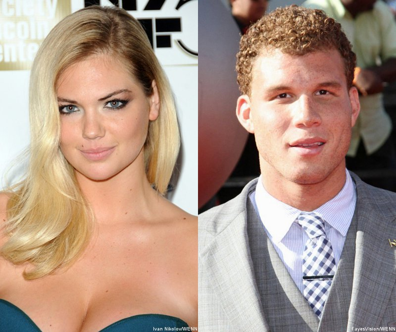 Report: Kate Upton Cozying Up to Blake Griffin in NYC